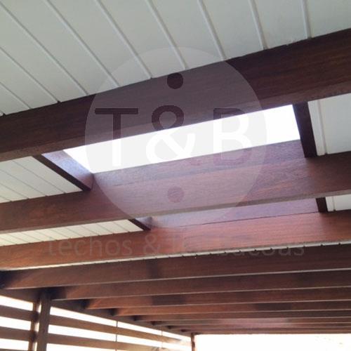 Techos barbacoas for Reposeras para terrazas